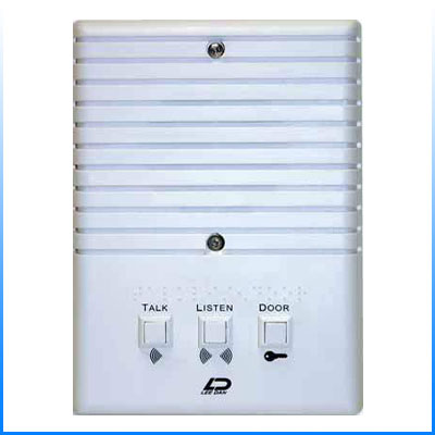 IR-204E 4-Wire Surface Mount Apartment Intercom Station