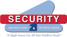 Security Manufacturing Mailboxes